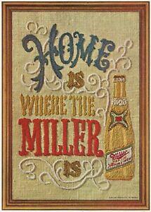 MILLER-BEER-1969-Vintage-Print-Ad