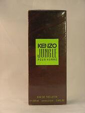 KENZO-KENZO JUNGLE Pour Homme 100ml Eau de Toilette Spray Nuovo & Ovp * SERIE 1.
