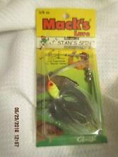 "90 Lb Cable 2 7//8/"" Blades Mack/'s Lure 60523 Flash Lite 2-Blade Troll Chartreu"