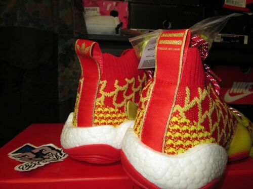 Boost Rouge Williams Chinois Jaune Ee8688 Pharrell An Adidas Byw Nouvel Crazy Soldes IDW29EH
