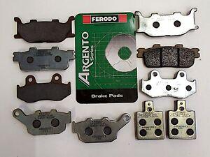 43017 Pastiglie Freno posteriore PIAGGIO MP3 YOURBAN LT ERL 300 2011 2012