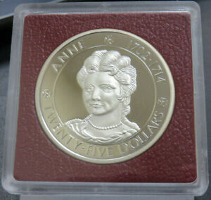 1977 cayman islands 25 coin