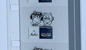 """Advertising 16mm Film Reel - Mayflower Farms #12 """"Butter"""" 10 sec (M02)"""