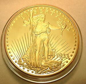 Usa 2003 Gold Double Eagle Liberty 1933 Pp Teuerste Münze Der Welt
