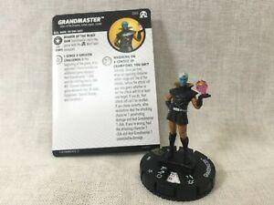 Grandmaster 065 Marvel Black Panther Illuminati HeroClix Miniature Super Rare