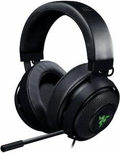 Razer Kraken 7.1 Chroma V2 USB Gaming Headset - Oval Ear Cushions - 7.1 Surround