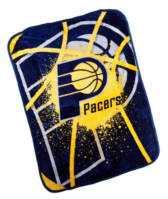 60 x 80 The Northwest Company Officially Licensed NBA Shadow Play Plush Raschel Throw Blanket Team Color