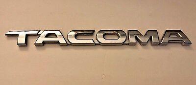 Toyota Genuine Accessories 75427-04010 Tacoma Emblem