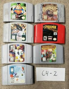 Lot-Of-7-N64-Games-Nintendo-64-Mortal-Kombat-Trilogy-Spider-Man-Robotron-64-2