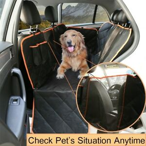 Image Is Loading Waterproof Pet Dog Car Seat Hammock Cover Truck