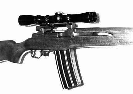 B Square Ruger Mini 14 Rifle Mount For 181 Series And Later Silver For Sale Online Ebay