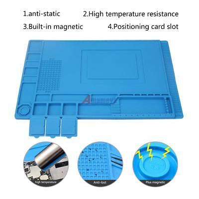 T12 Lötkolbenhalter Soldering Iron Holder Handle Anti-static Heat Resistant
