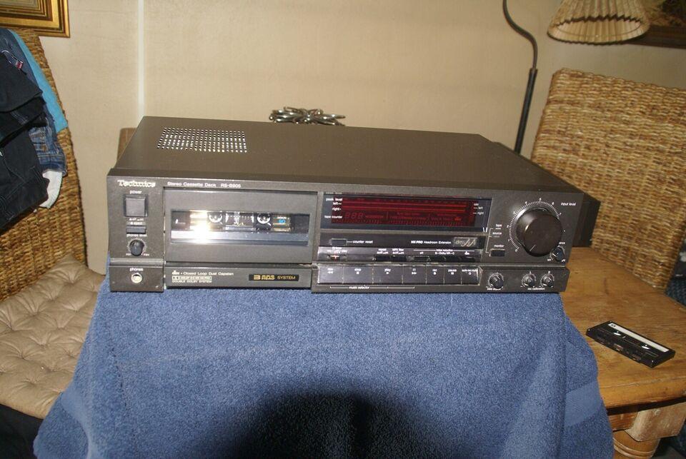 Båndoptager, Technics, RS-B905 PRO
