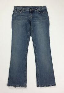 Richmond-jeans-donna-usato-W30-tg-44-straight-fit-gamba-dritta-boyfriend-T4527