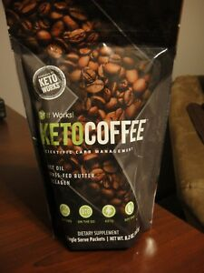 Image Is Loading It Works Keto Coffee 15 Single Serve Packets