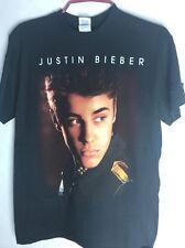 Justin Bieber Believe Tour 2012 2013 Concert T-Shirt Medium Brand new