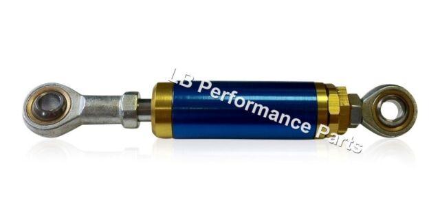 Blue Engine Torque Damper 172mm 196mm For Toyota Celica Starlet Supra Turbo