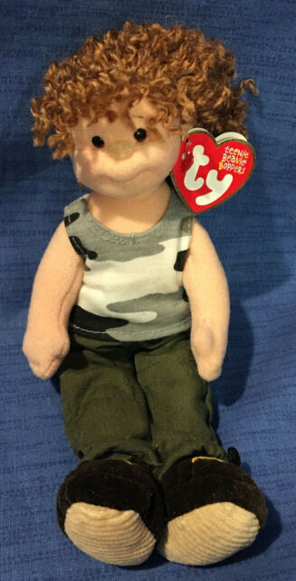 Snappy Cindy Ty Teenie Beanie Boppers Doll With Tag for sale online ... c50e4eac19cb