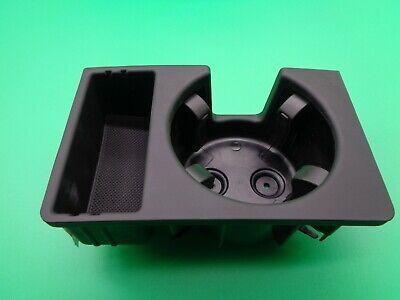 NEW GENUINE AUDI A6 C5 98-05 REAR FLIP OUT CUP HOLDER TRIM BLACK 4B0885996 6PS