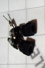 Parts Eico Rf Signal Generator 324 2x Original Audio Out Connector Ports