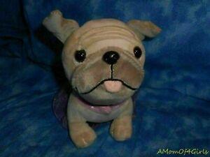 Hallmark-6-034-SABRINA-Ballerina-Dog-Plush-Toy