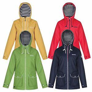 Regatta-Womens-Ladies-Waterproof-Hooded-Jacket-Bayeur-BARGAIN