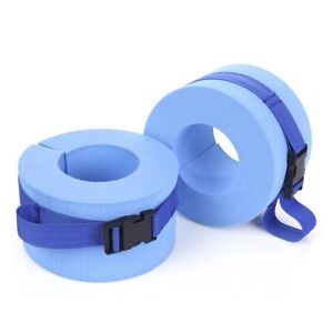 Paired-Water-Aerobics-Swimming-Weights-Aquatic-Cuffs-Ankle-Arm-Float