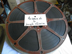 Film-16mm-Documentaire-034-Au-coeur-de-la-jungle-Chinoise-034-annees-50
