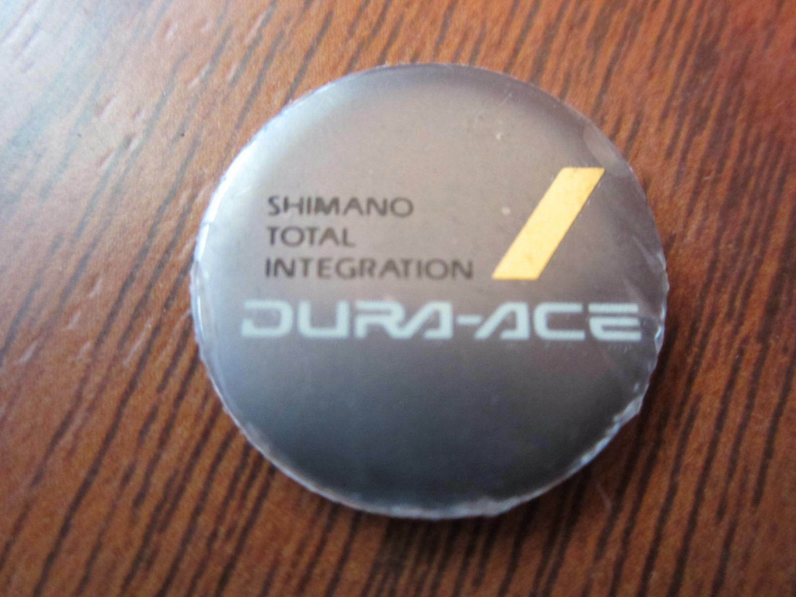 SHIMANO DURA ACE 8 SPEED STI SHIFTER FACE PLATE PEWTER
