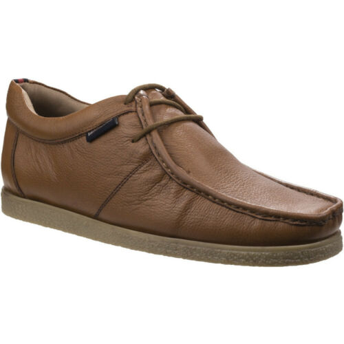 Lambretta Mens Woodstock II King Wallabee Moccasin Shoes