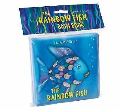 The Rainbow Fish Bath Book
