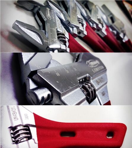 30XDS 49XDS 36XDS LOBSTER // HYBRID ADJUSTABLE WRENCH SHORT TYPE // UM24XDS