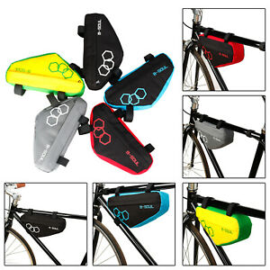 Waterproof-Bike-Triangle-Bag-Cycling-Bicycle-Double-layer-Frame-Front-Tube-Bags