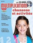Multiplications Chansons Et Activites by Marie-France Marcie (Mixed media product, 2013)