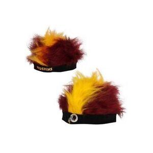 Washington-Redskins-Team-Color-Fuzzy-Head-Wig