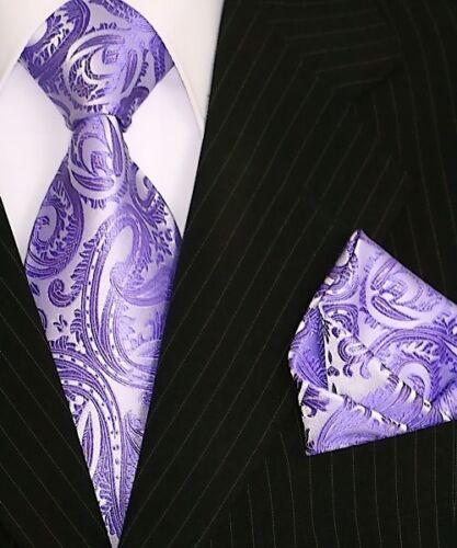 Binder de Luxe Krawatten mit Einstecktuch Krawatten Set Tie Hanky 5002
