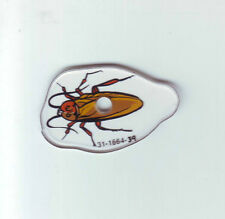 BALLY THE ADDAMS FAMILY NOS PINBALL MACHINE PLASTIC PROMO Pat Lawlor Bug #39