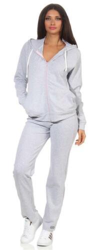 Ladies Leisure Suit Home Suit Jogging Suit Tracksuit Zip S M L XL 2XL 3XL