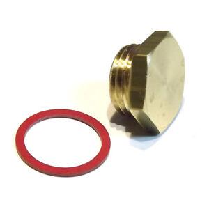 Fuel-filter-inspection-cover-plug-for-Weber-38-40-42-45-48-50-DCOE-DCO-EMPI-HPMX