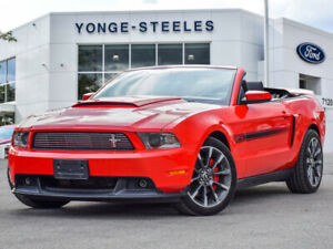 2011 Ford Mustang GT GT CALIFORNIA SPECIAL EDITION