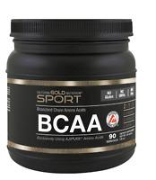 California Gold Nutrition Sport Ajipure Pure Bcaa Amino Acids Gluten Free
