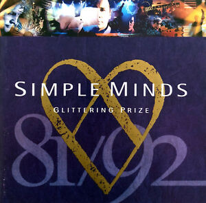 Simple-Minds-CD-Glittering-Prize-81-92-Europe-EX-M