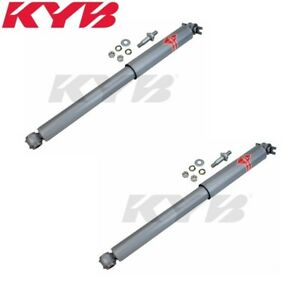 Front and Rear KYB Excel-G Shock Absorbers Kit for Oldsmobile Cutlass Salon RWD