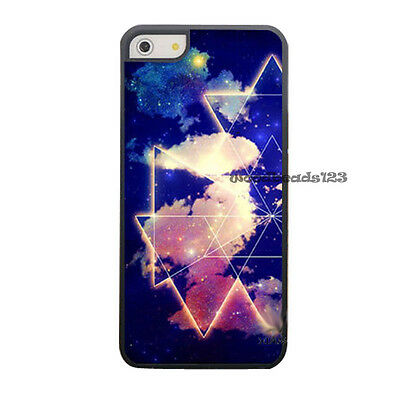 Cool Galaxy Space Universe for Apple IPhone4 4S 5 5S Hard Back Skin Case Cover