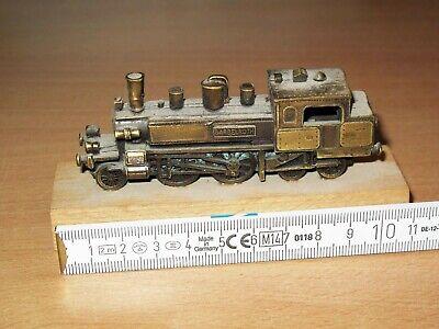 Soleggiato Barbelroth Metallo Ferrovia Stand Modello Bavarese Stato Treno Br Cxii-top Rar-mostra Il Titolo Originale Vendita Calda 50-70% Di Sconto