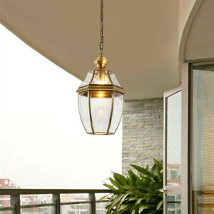 Kitchen Pendant Light Glass Ceiling Lamp Home Chandelier Lighting Bedroom Lights | EBay