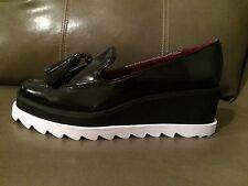 Sixty Seven  Harper Leather Oxfords, Black US Size 7 M