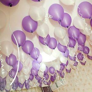 Large-PLAIN-BALONS-BALLON-helium-BALLOONS-Quality-Birthday-Wedding-baloon-UK