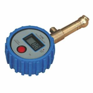 Sealey-TST-PG98-Tyre-Pressure-Gauge-Digital-with-Swivel-Head-amp-Quick-Release