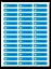 48-ETIQUETAS-PARA-MARCAR-ROPA-PERSONALIZADAS-TERMOADHESIVO-COLEGIO-ESCUELA miniatura 9